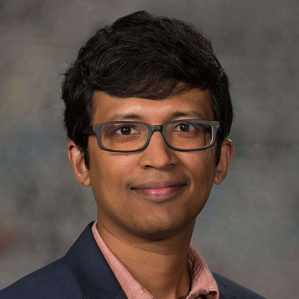 Rajib Saha, assistant professor of chemical and biomolecular engineering.