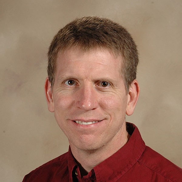 Jeffrey Shield, department chair and Robert W. Brightfelt professor of mechanical and materials engineering.