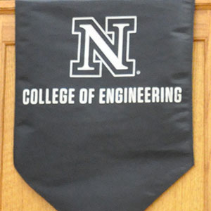 Five engineering students honored as Chancellor's Scholars.