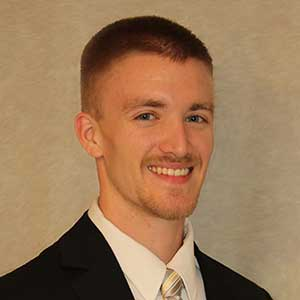 Steven Stauffer, graduate student in civil engineering