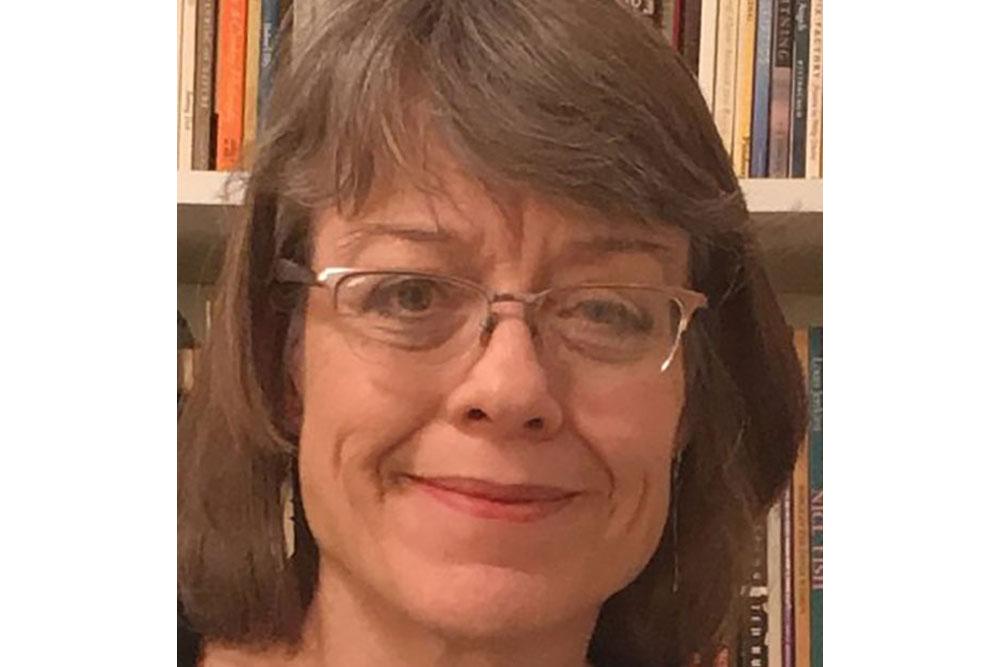 Kimberly Tedrow, data and materials coordinator at Biological Process Development Facility.