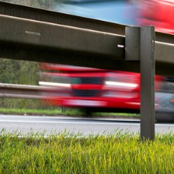 A study by the University of Nebraska-Lincoln's Midwest Roadside Safety Facility shows that increasing the height of guardrail systems from 31 to 36 inches could better protect drivers on U.S. highways and interstates.
