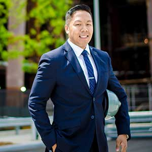 John Tran, who earned bachelor's and master's degrees in architectural engineering at UNL, is an assistant project manager for Related Companies, and is working on one of the towers at the Hudson Yards development in New York.