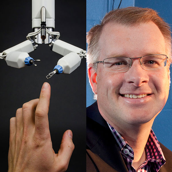 Virtual Incision -- a company co-founded by Shane Farritor, professor of mechanical and materials engineering -- has raised $18 million in investments for its miniaturized robotically assisted surgical device.
