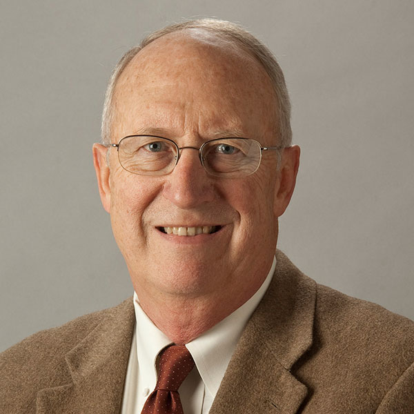 John Woollam, George Holmes Distinguished Professor of Electrical Engineering.
