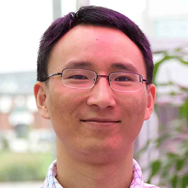 Yufeng Ge, assistant professor of biological systems engineering