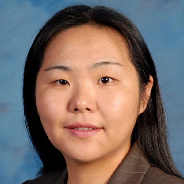 Jinying Zhu, assistant professor of civil engineering