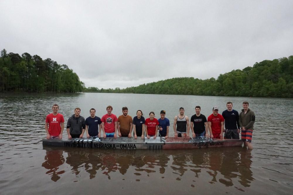 'Chasing Mavericks', Omaha's concrete canoe