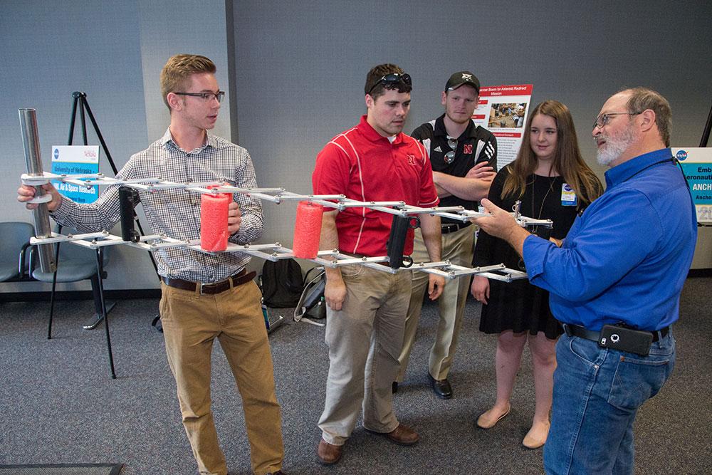 ASR team creates ways to bridge gaps in NASA challenge ...