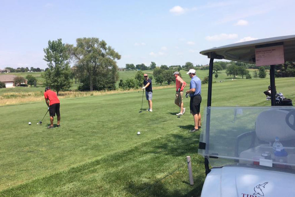 More than 60 teams with nearly 250 construction industry professionals took part in the 15th annual Tradition of Excellence Golf Tournament on July 10 at Tiburon Golf Club in Omaha.