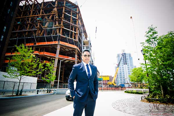 John Tran, a UNL architectural engineering alumnus, has changed career paths and is now an assistant project manager for Related Companies and is working on the Hudson Yards project, the largest real-estate development in U.S. history.