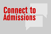 Connect to Admissions at the University of Nebraska