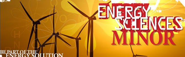 Energy Science Minor