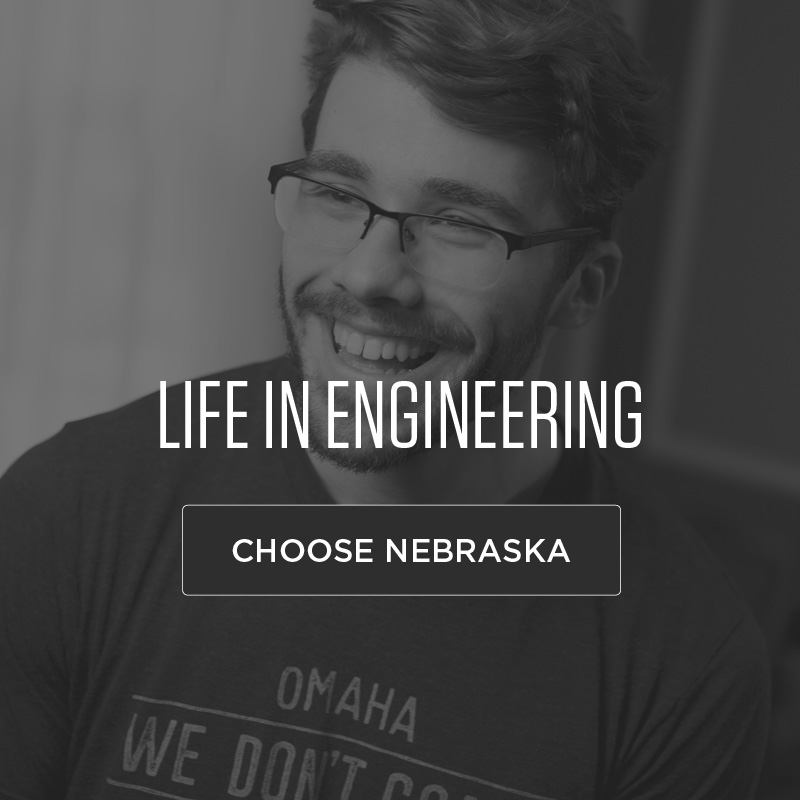 Life in Engineering-Choose Nebraska-Campus Life