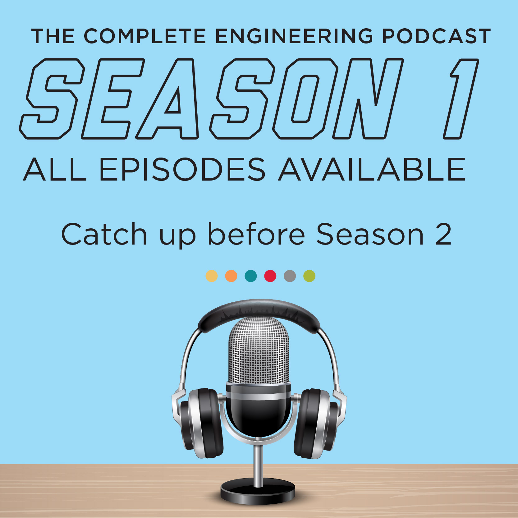 Podcast- Season 1 available now