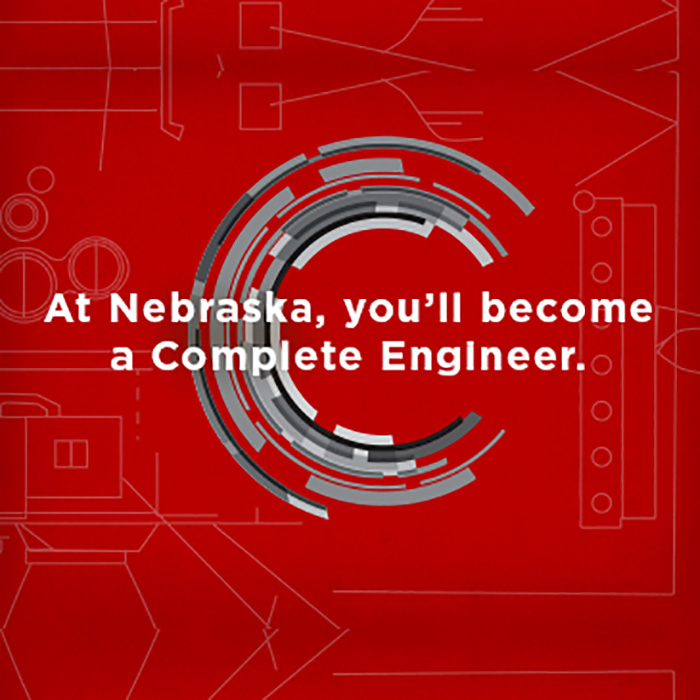 At Nebraska, you'll become a Complete Engineering