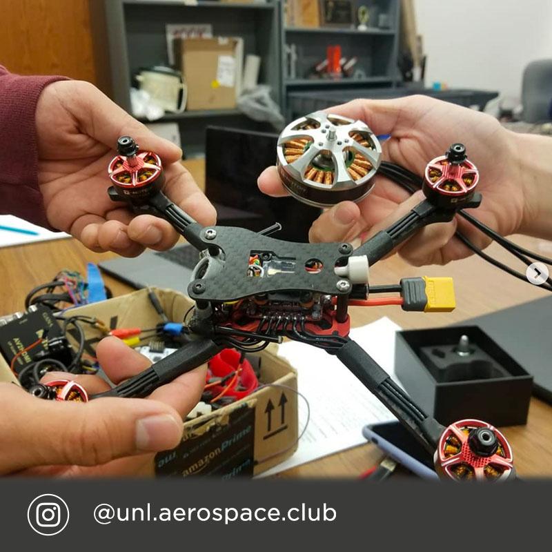 Instagram @unl.aerospace.club