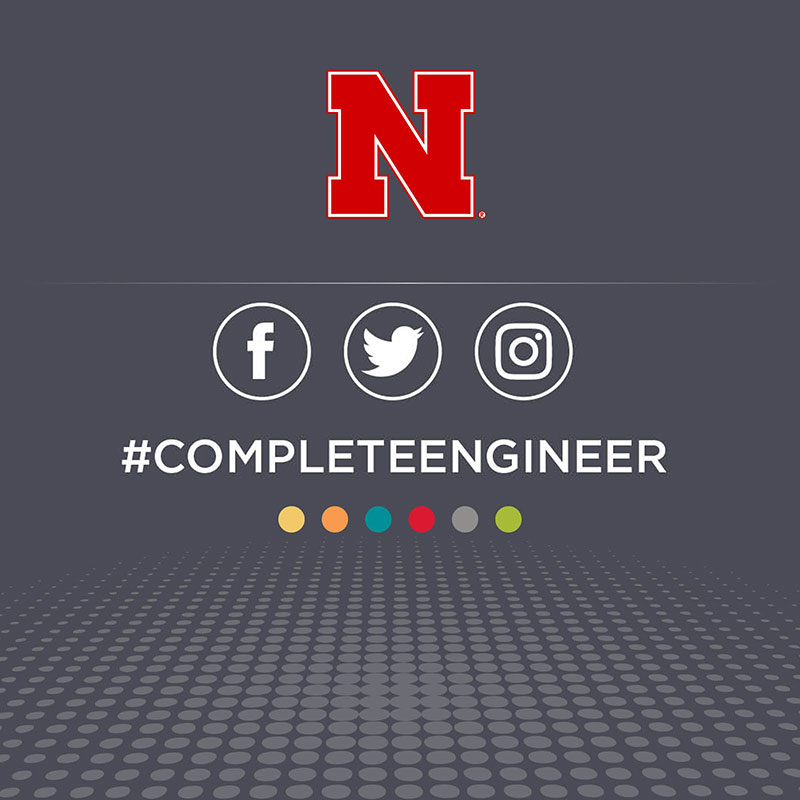 Nebraska Engineering on Social Media