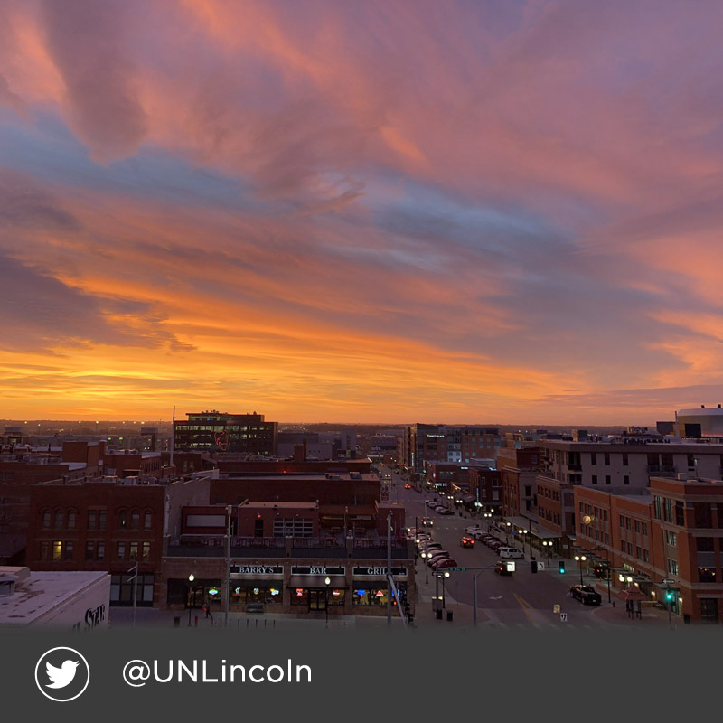 Twitter @UNLincoln