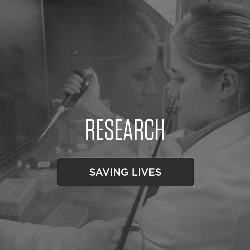 Research - Saving Lives