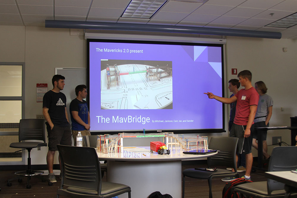 Team Design: Pedestrian Bridge Project