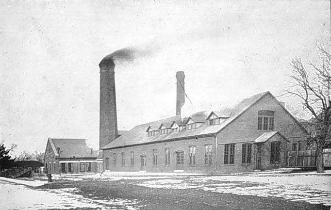 The first electrical engineering building