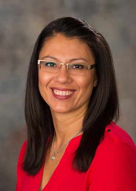 Portrait of Alma Ramirez-Rodgers