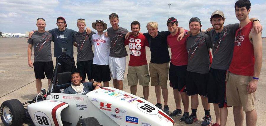 Formula SAE Team 2015