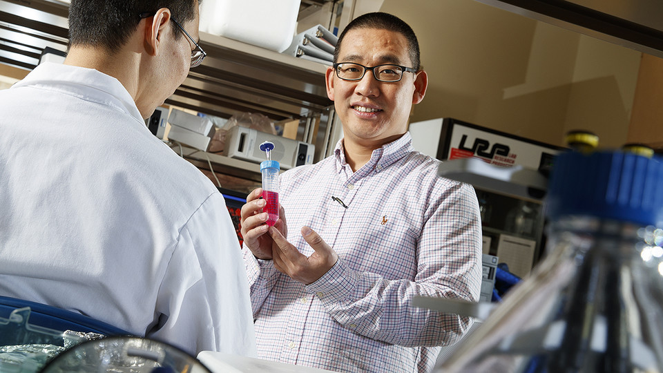 Dr. Yuguo Lei