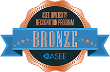 ASEE Diversity Recognition Program - Bronze Award
