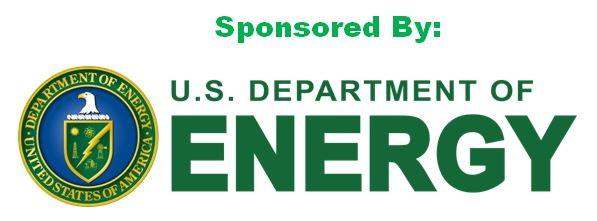 Sponsored by the US Department of Energy