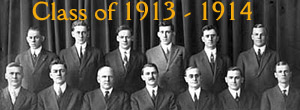 Class of 1913-1914