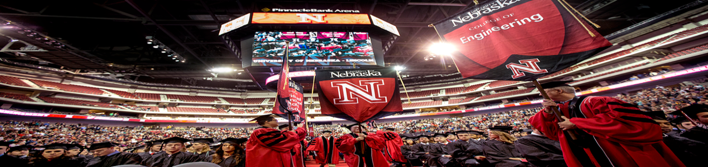 University of Nebraska-Lincoln commencement ceremony