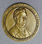 John Deere medal