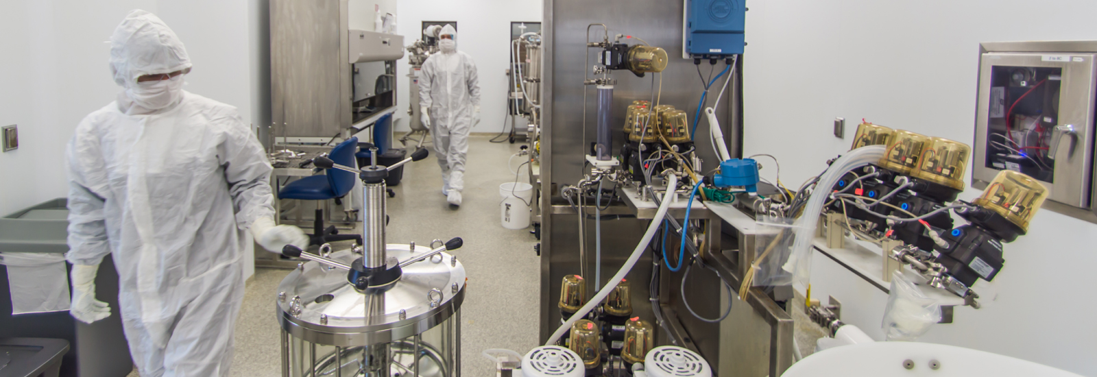 Biological Process Development Facility