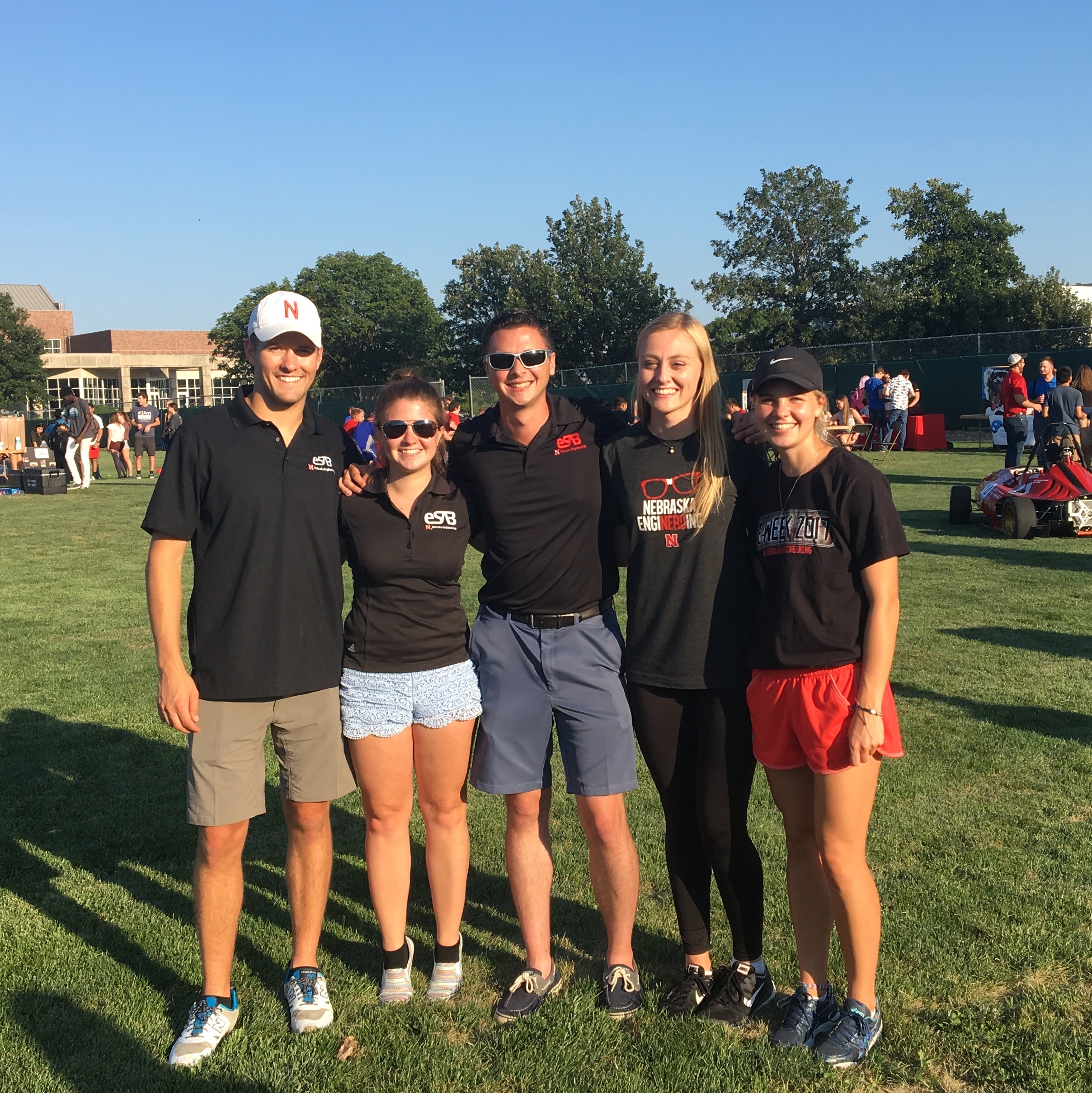 Exec at rock the block