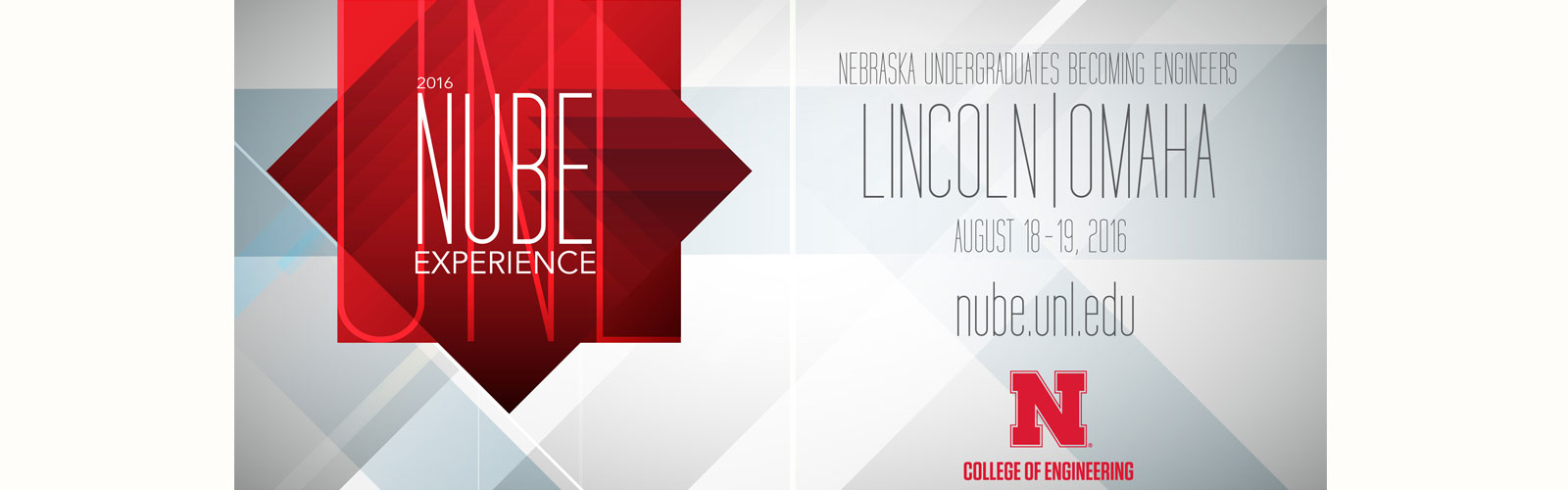 2016 NUBE Experience - Lincoln/Omaha - August 18-19