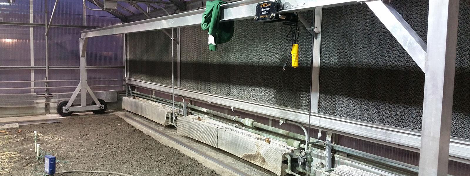 Automated Greenhouse Sensing Platform