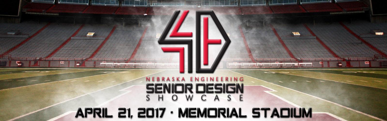 Senior Design Showcase - Friday, April 21, 2017 - Memorial Stadium East Stadium Club