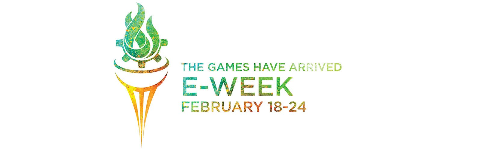 The Games have arrived, E-Week, February 18-24, 2018