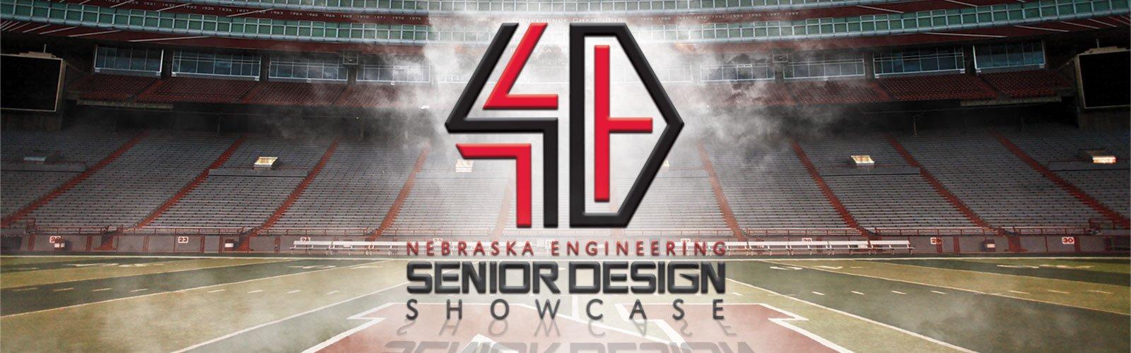 Nebraska Engineering Senior Design Showcase, April 26, 2019, Memorial Stadium
