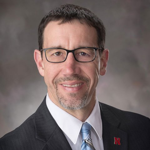 Daniel Linzell, associate dean for graduate and international programs and professor of civil and environmental engineering.