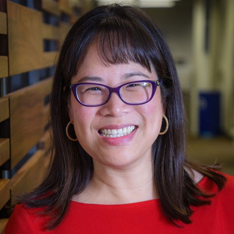 Lily Wang, associate dean for faculty and inclusion and professor of architectural engineering.