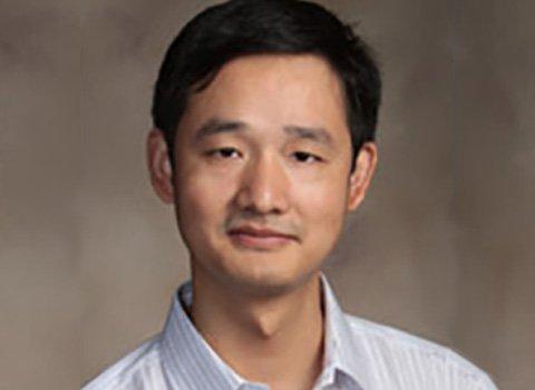 Photo of Dr. Jinsong Huang