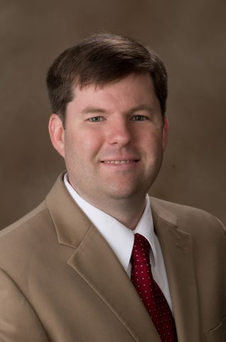 Joe Luck, associate professor of biological systems engineering