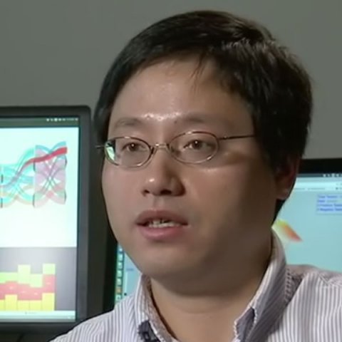 Hongfeng Yu, assistant professor of computer science and engineering
