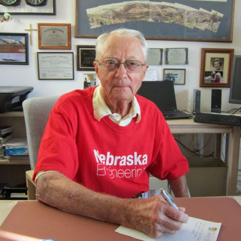 Don Johnson, a retired mechanical engineering professor, will join a team of Nebraska engineers and scientists in returning to Pearl Harbor next week to share their insights into corrosion of the wreckage of the USS Arizona.