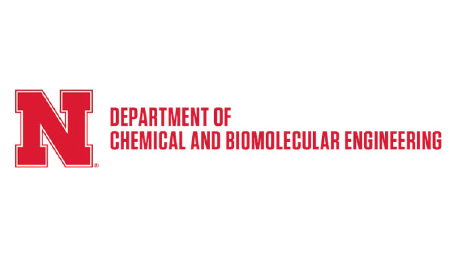 Department of Chemical and Bimolecular Engineering