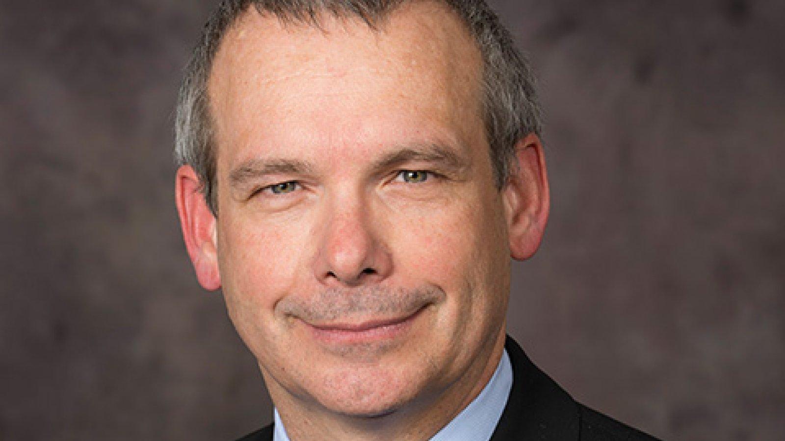 David Jones, head of Biological Systems Engineering.