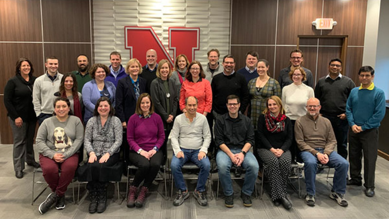 Two engineering faculty - Mark Wilkins, professor of biological systems engineering, and Srivatsan Kidambi, associate professor of chemical and biomolecular engineering, are among the 25 chosen for UNL's second year of FLAIR.